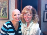 Laura's inspiration : her sister, Paula's miracle healing!