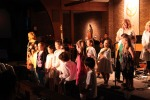 "St. Gregory's Children's Choir sing "" Close Your Eyes """