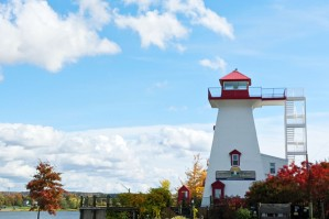 Fredericton Lighthouse