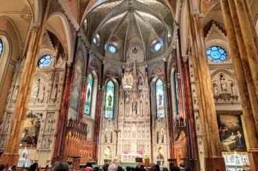 Sunday Mass at St. Patrick's