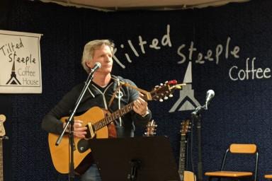 Terry rehearses