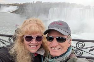 Overlooking Niagara Falls