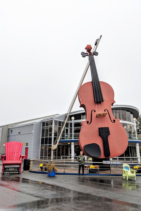 World's Biggest Fiddle