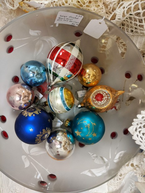 Pretty baubles