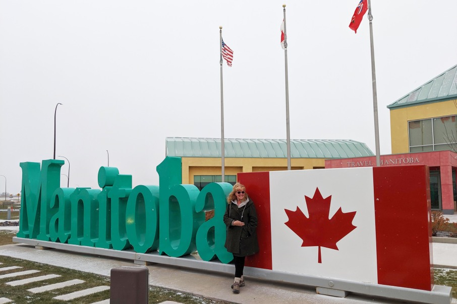 Laura in Manitoba