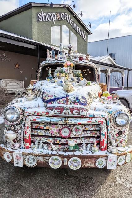 Teacup truck