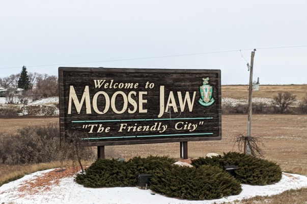 Moose Jaw day !