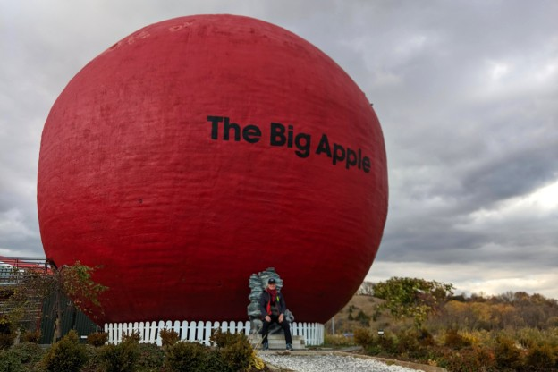 World's Biggest Apple