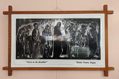 """Christ in the Breadline"""