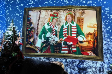 The Elves explain our adventure to be