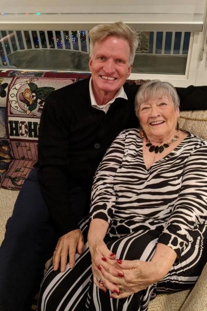 Terry and glorious Gloria