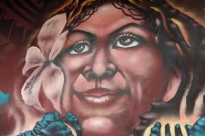 Mural Face