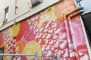 Mural colours