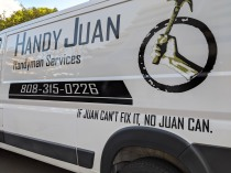 """ No Juan Can "" ha ha"
