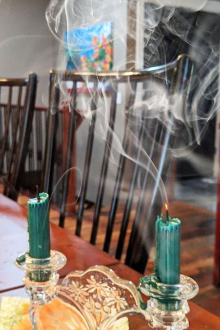 CandleSmoke